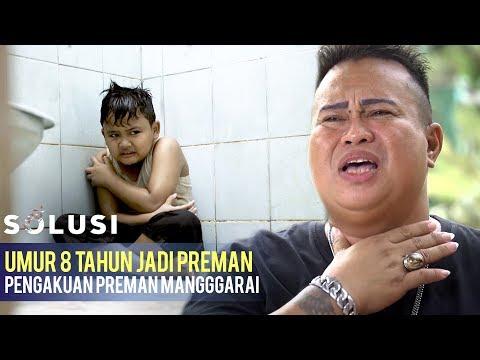 Kisah Nyata Umur 8 Tahun Pilih Jadi Preman, Sekarang Pilih TUHAN | Richard Solusi TV | Eps 89 Part 1