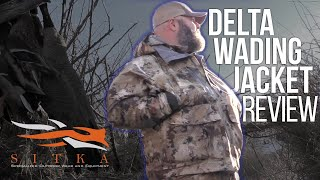 Sitka Delta Wading Jacket Review