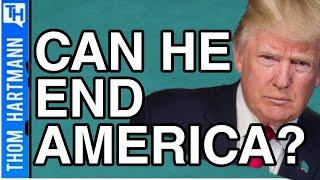 Will Donald Trump Destroy America? (w/ Sarah Kendzior)