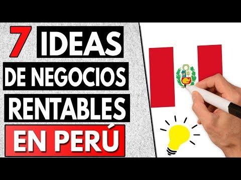 , title : '7 Ideas de Negocios en PERÚ Más Rentables en 2019 - 2020 (Actualizado) ✅'