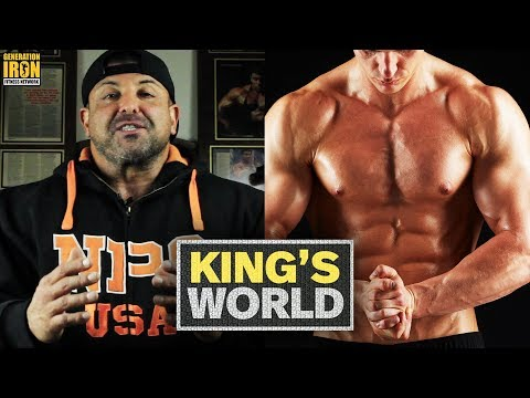 The Best Bodybuilding Advice King Kamali Ever Received | King's World