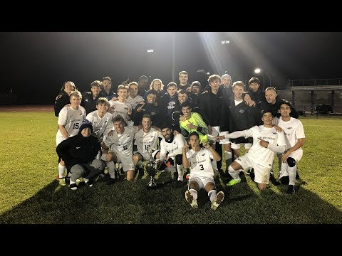 UW-Whitewater Men's Soccer - October 31, 2018
