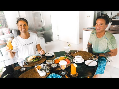 RICKARD'S FIRST TIME IN BALI !   VLOG⁴ 31 (Part 1)