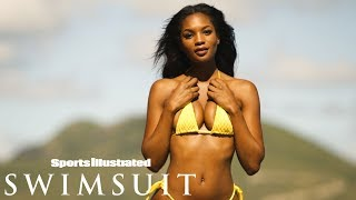 Jasmyn Wilkins is a Major Hottie on a Volcano | CANDIDS | Sports Illustrated Swimsuit