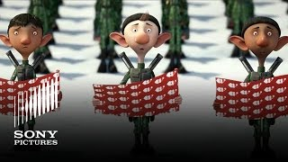 Arthur Christmas (3D) - Theaters Trailer