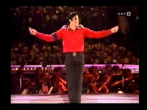 Michael Jackson -  Heal The World [Live At 1992 Bill Clinton's Inaugural Gala]