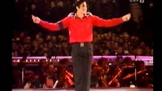 Michael Jackson -  Heal The World [Live At 1992 Bill Clinton's Inaugural Gala]