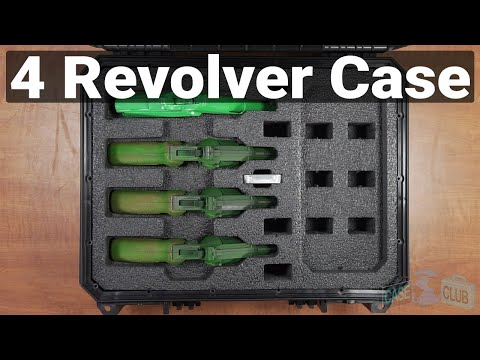 4 Revolver Case - Featured Youtube Video