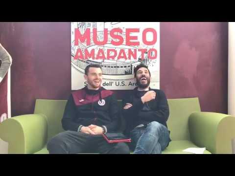 Matteo Brunori risponde alle domande dei tifosi
