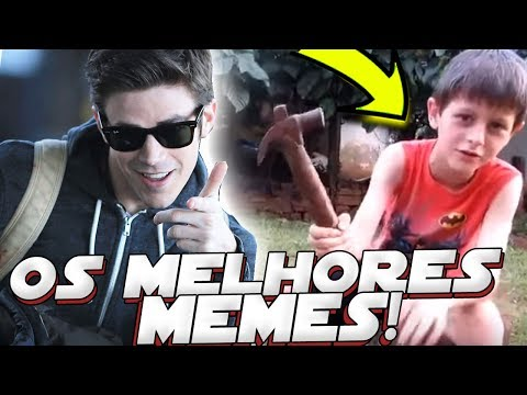 MELHORES MEMES DE SUPER HEROIS MAIS HILARIOS