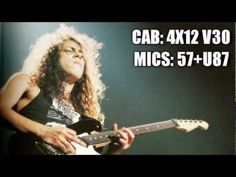 LTD H-1007 (EMG 707) + AXE FX Clean Test