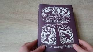 The Original Folk & Fairy Tales Of The Brothers Grimm. The Complete First Edition.
