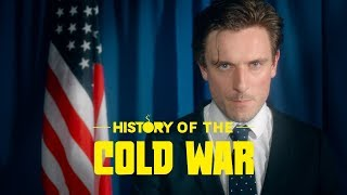 History Of The Cold War (in One Take)   History Bombs