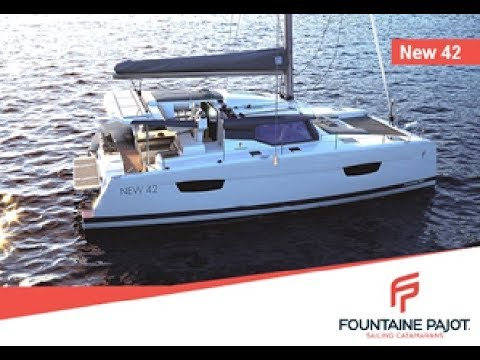 Fountaine Pajot catamarans NEW 42