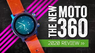 New Moto 360 Review - A Stunning Smartwatch With A Familiar Failing