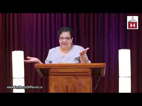 """""""Child of God you have to bear fruit"""" Part 2 with Pastor Jean Tracey (THOP)"""