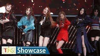 (G)I-DLE 'MAZE' Showcase Stage ((여자)아이들, I am, 쇼케이스, 소연, SOYEON)