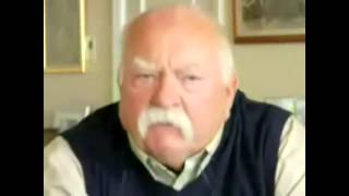 YTP: Wilford Brimley gets high off of insulin