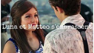 Soy Luna - Luna et Matteo s'embrassent - Épisode 80