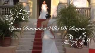 preview picture of video 'Sposi Domani - vivi la villa 2014'
