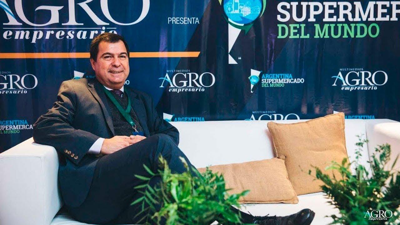 Luis Gelid - Ministro de Producción de Santiago del Estero