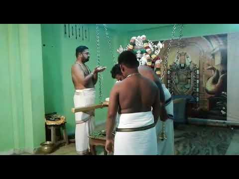 Vattavilai Then Tirupati Yoga Narasimhar Unjal Sevai & Homam