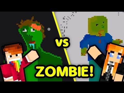 Który jest STRASZNIEJSZY? :D (w/ Neressia) Minecraft: Pixel Painters
