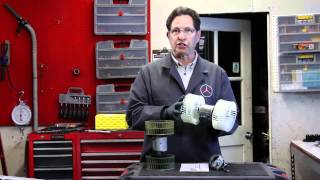 Mercedes W201 And W124 Heater Blower Motor Inexpensive Repair Options: 1984 To 1993