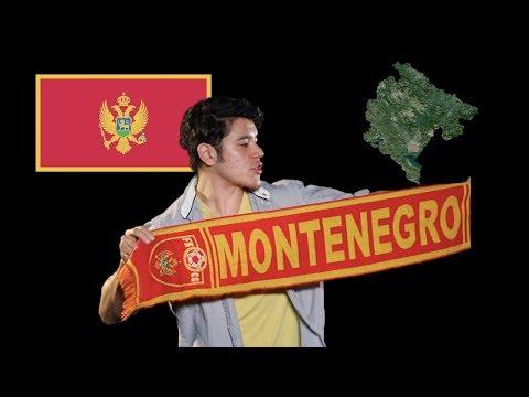 Černá Hora - Geography Now!