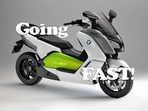 2015 Bmw C Evolution Accelerations & Top speed