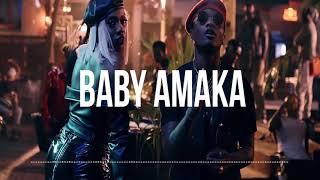 BABAY AMAKA||Wizkid, Tiwa Savage & Duncan Mighty Type Beat||AfroBeats Instrumental