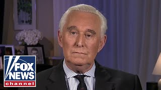 Roger Stone gives fiery first interview following commutation from Trump