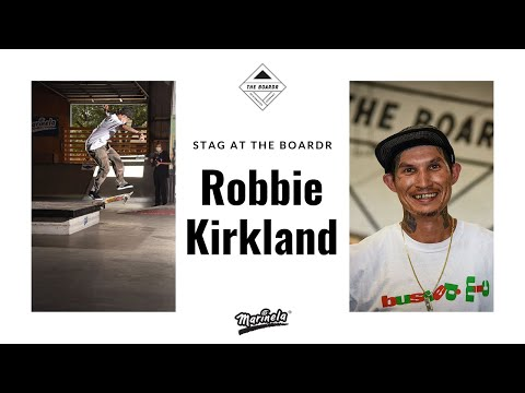 Robbie Kirkland  in Stag at The Boardr Presented by Marinela