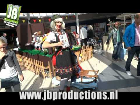 Tiroler Heidi - Mobiel Muzikaal Entertainment