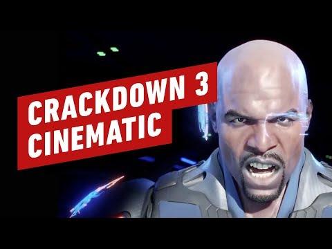 Cinématique d'ouverture de Crackdown 3