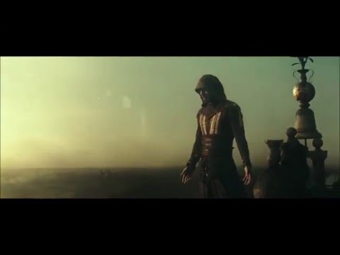 Assassin's Creed: The Movie International Trailer (Greek Subs)