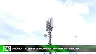 Ancora timori per le troppe antenne per la telefonia