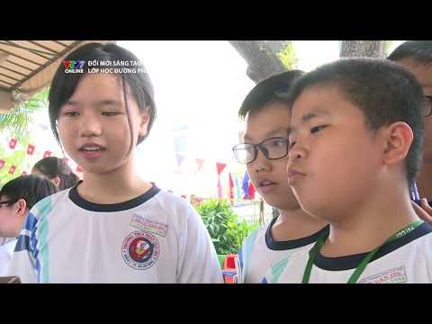 VTV7 | Đổi mới sáng tạo | Số 20: Lớp học trên đường phố