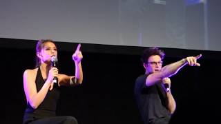 Panel Riley et Nathaniel - BloodyNightCon 2017 (3)