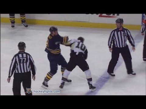 Cody McCormick vs. Tanner Glass