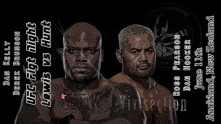 The MMA Vivisection - UFC Auckland: Hunt vs. Lewis picks, odds, & analysis