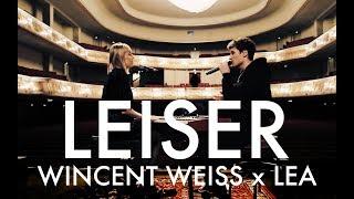 Leiser   Wincent Weiss & LEA (Akustik Duett)