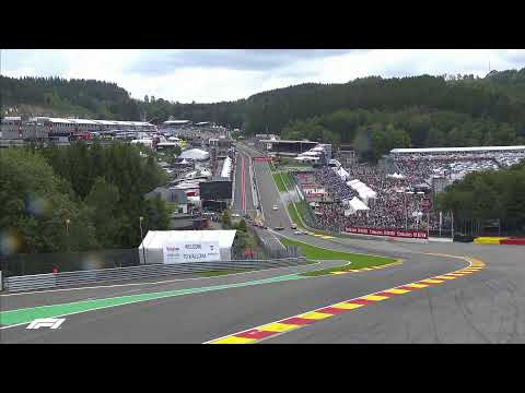 F1: LIVE at the 2019 Belgian Grand Prix
