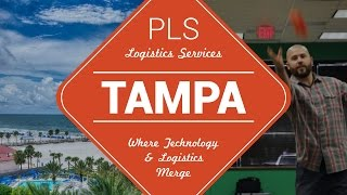 PLS Logistics in Tampa, FL