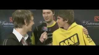 """See You Again"" Dendi & Puppey Love story"