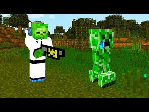 LAS ARMAS PATATERAS! Minecraft 1.12.2 MOD DRSQUIDS GUNS!