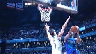Jeremy Lin Highlights - 12/25/16 Hornets at Nets