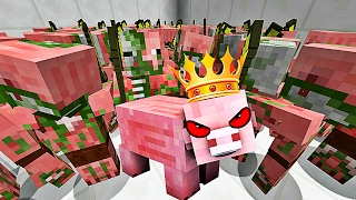 TED VEUT DOMINER LE MONDE ! | Minecraft