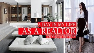 A day in my life   Realtor