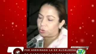 Asesinada ex alcaldesa de Barrancas La Guajira Yandra Brito
